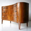 1940s Chest of Drawers by Axel Larsson for Bodafors Sweden 5