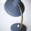 1950s Blue Desk Lamp