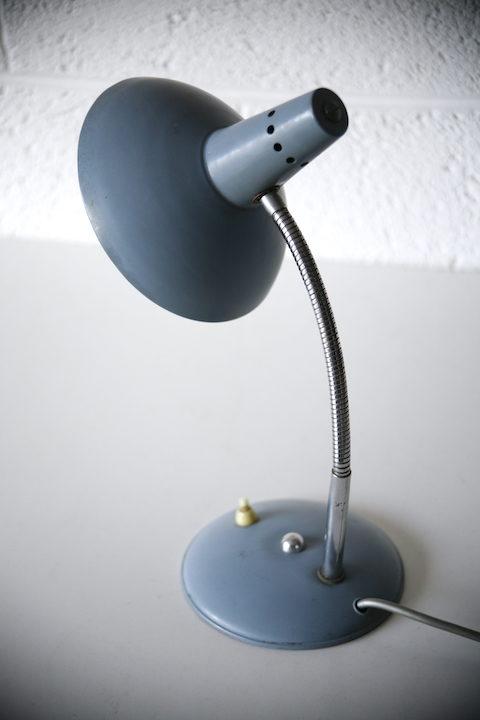 1950s Desk Lamp by Helo