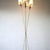 1950s French Floor Lamp by Maison Lunel