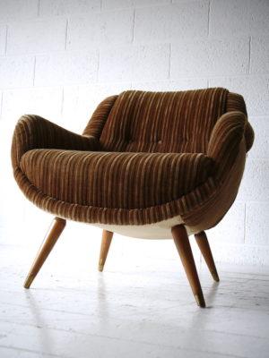1950s Lounge Chair