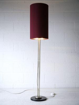 1960s Chrome Floor Lamp 5