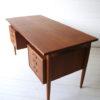 1960s Danish Teak Desk