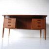 1960s Danish Teak Desk 5