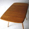1960s Elm Dining Table by Ercol 3