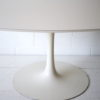1960s Oval Tulip Dining Table by Arkana