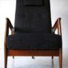 1960s Teak Lounge Chair 4