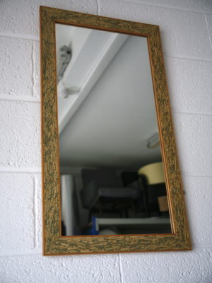 1960s Wall Mirror 1