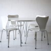Childrens Series 7 Chairs and Piet Hein Table