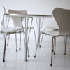 Childrens Series 7 Chairs and Piet Hein Table 2