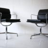 Eames EA 208 Soft Pad Chair for Vitra 1