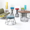 Modern Wire Bar Stools 2
