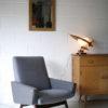 Rare 1950s Aeroplane Table Lamp