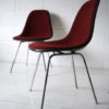 Upholstered Shell Chair by Charles Eames for Herman Miller 1