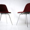 Upholstered Shell Chair by Charles Eames for Herman Miller 3