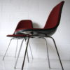 Upholstered Shell Chair by Charles Eames for Herman Miller 4