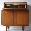 Vintage 1960s Teak Cocktail Cabinet 7