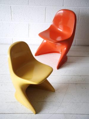 Vintage 1977 Casalino Child's Chair