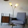 1950s Double Floor Lamp 4