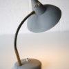 1950s Grey Desk Lamp 1