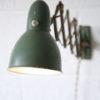 1950s Scissor Wall Light