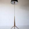 1960s Teak Tripod Floor Lamp 1