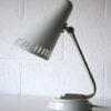 Grey 1950s Desk Lamp 1