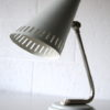 Grey 1950s Desk Lamp