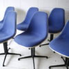 La Fonda Chairs by Charles and Ray Eames for Herman Miller
