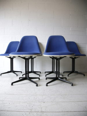 La Fonda Chairs by Charles and Ray Eames for Herman Miller 4
