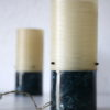 Pair of 1960s Shatterline Lamps 3