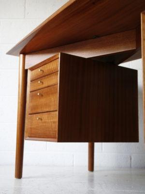 Rare 1950s Desk by Heals 8