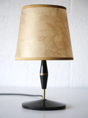 Vintage 1950s Table Lamp