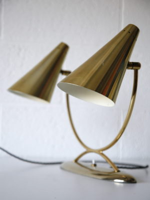Vintage American Table Lamp from Laurel 5