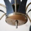 1950s Black Ceiling Light 4