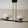 1950s Ceiling Light by Lunel France