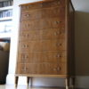 1950s Danish Chest of Drawers by Omann Jun 5
