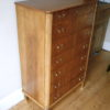 1950s Danish Chest of Drawers by Omann Jun 7