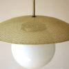 1950s French Ceiling Light 4