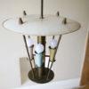 1950s Italian Ceiling Light 1