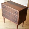 1960s Danish Rosewood Chest of Drawers 3