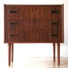 1960s Danish Rosewood Chest of Drawers 4