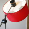 1960s Red Floor Lamp 2