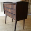 1960s Small Rosewood Chest 1