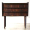 1960s Small Rosewood Chest 4