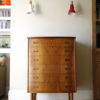 1960s Walnut Chest of Drawers 2