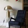 Atollo Lamp by Vico Magistretti for Oluce