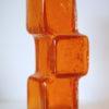 'Drunken Bricklayer' Vase by Geoffrey Baxter for Whitefriars 2