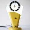Rare 1950s Atomic Clock Lamp