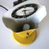 Rare 1950s Atomic Clock Lamp 4